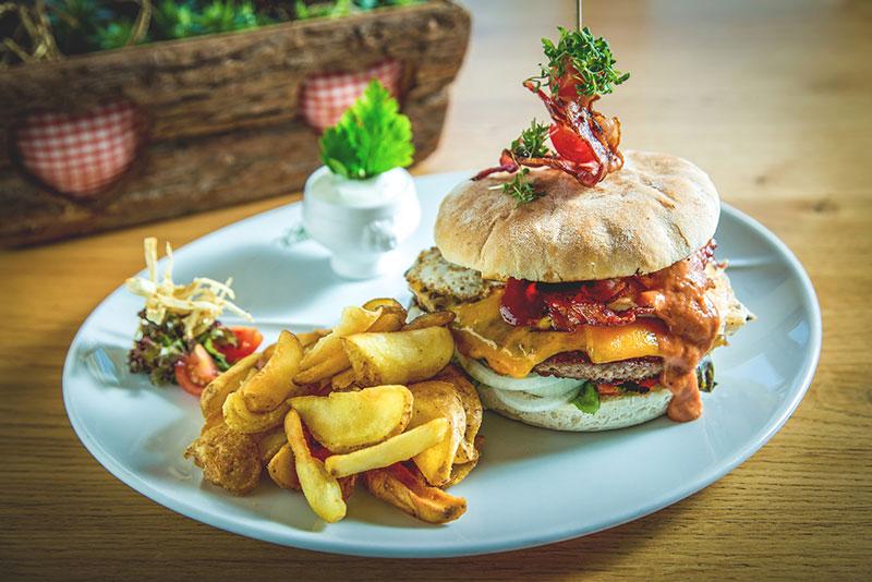 Tanzalm Burger